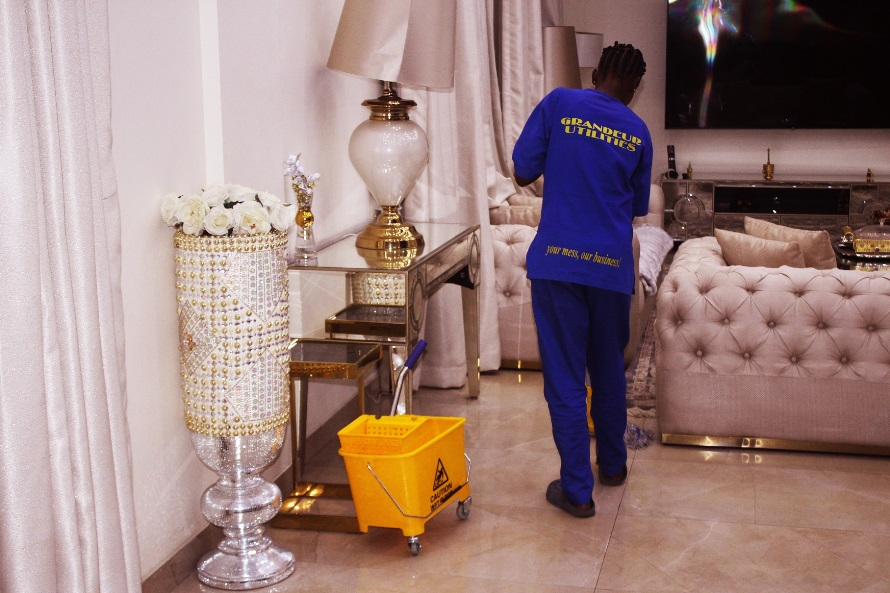 House Cleaning Services In Lagos, Niger